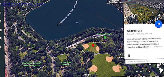 Google Earth est disponible en tant qu'application de bureau et application mobile, mais que se passe-t-il si vous souhaitez utiliser Google Earth dans un navigateur?