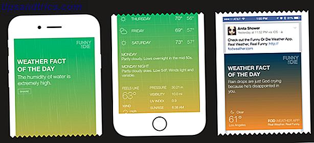 5 aplicaciones que hacen que el clima sea más entretenido
