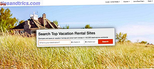Prova ett av dessa Airbnb-alternativ om du letar efter den perfekta logi.  Dessa semesteruthyrning webbplatser borde ha täckt, oavsett hur tight din resebudget.