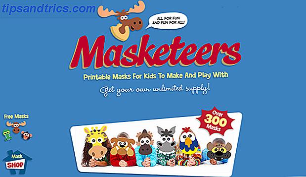 Masken sind nicht nur Halloween.  sie sind auch für alle Wunderjahre von Kindern.  Diese online druckbare Masken-Websites können dauerhafte Vorrichtungen sein, wenn Sie an einige lustige Familienzeit denken.