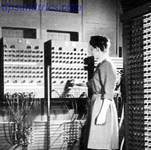 Sie können Jahre damit verbringen, in die Geschichte des Computers einzutauchen.  Es gibt Unmengen von Erfindungen, Tonnen von Büchern über sie - und das, bevor Sie anfangen, in die Fingerweisheit zu kommen, die unvermeidlich entsteht, wenn ein Team von Ingenieuren etwas Wunderbares schafft und nur wenigen ein Kredit gegeben wird.