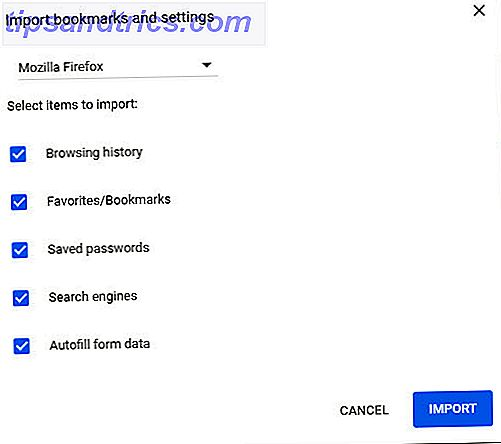 Cómo migrar marcadores entre Chrome, Firefox y / o Edge