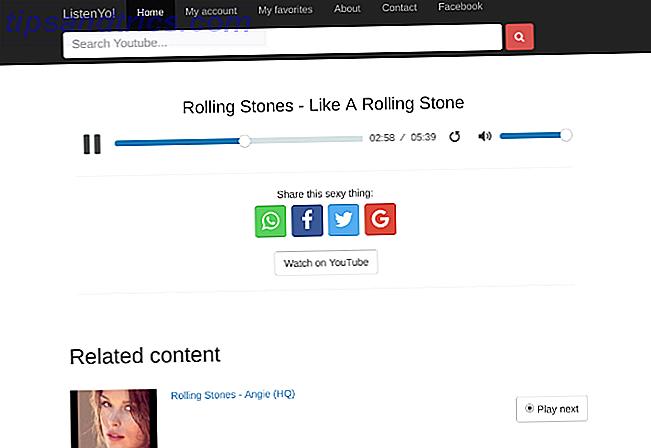 Si vous utilisez YouTube pour écouter de la musique, l'expérience peut être bien meilleure avec les bonnes extensions ou les applications Web.