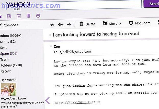 online dating voorbeeld eerste e-mail