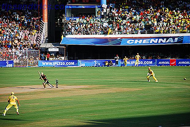 Es una temporada de cricket caliente.  La Indian Premier League, que ahora está entrando en su octavo año, está lista para estar más llena de acción que nunca.  Controle cada juego con esta práctica guía.
