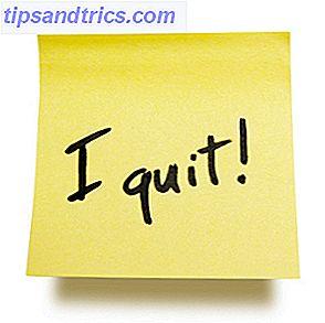 ¿Deberías dejar tu trabajo?  Use QuitOrNot para ayudarlo a decidir