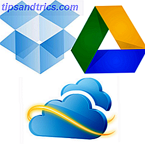 Hoe krijg je de meeste vrije ruimte op Dropbox, Box, SkyDrive & More - de complete gids