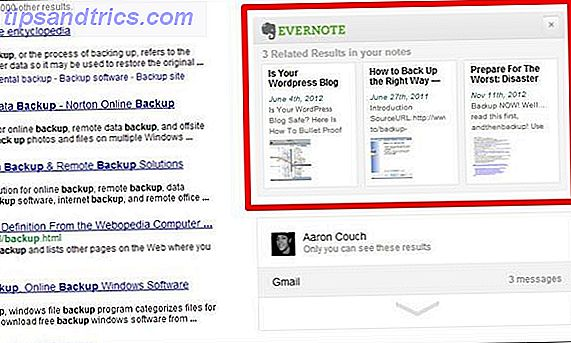20 Evernote Search Features Du skal bruge Evernote i Google Search backup