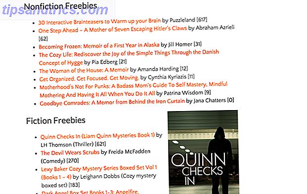 Procurando mais coisas para ler no seu Kindle?  Aqui estão todos os sites, ferramentas e dicas para preencher seu e-reader com conteúdo gratuito de alta qualidade que irá mantê-lo lendo por horas