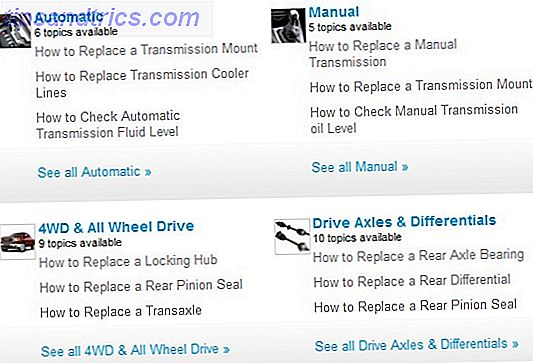 AutoMD Auto Repair: ottieni guide e preventivi per la riparazione di autoveicoli