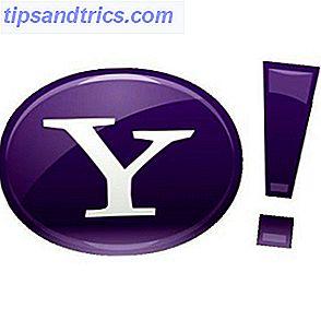 Yahoo!  Advarsler er en solid Google Alerts-alternativ