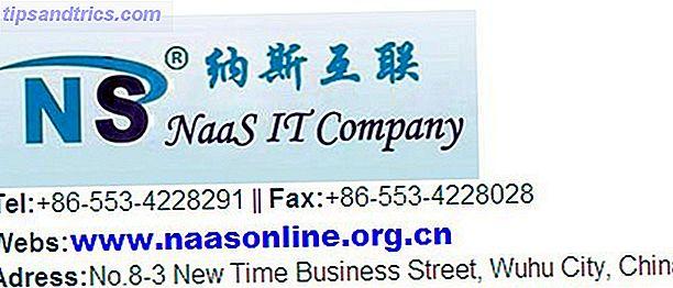 Οι κινεζικές απάτες ονόματος τομέα έχουν γίνει δημοφιλείς και επιτυχημένες.  Μην τους αφήσετε να σας αποκόψουν.  Θα εξηγήσουμε ακριβώς τι είναι αυτές οι απάτες, αλλά πρώτα είναι πιο σημαντικό να καταλάβουμε τι τους ξεκίνησε.