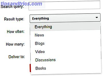 4 ting du kan bruke Google Alerts til å overvåke nettet for