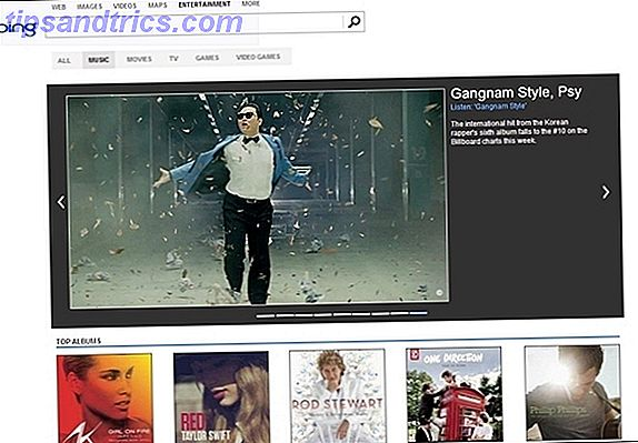 Greater Than Google: Los mejores bits de Bing Bing Entertainment Music1