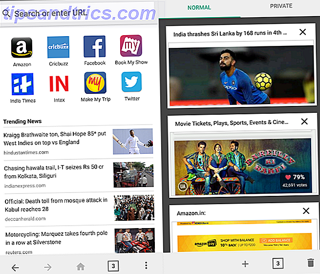 5 neue mobile Browser-Alternativen zu Chrome und Safari