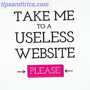 On estime à environ 7,6 milliards de pages sur le Web au moment de la rédaction.  Même moi, quelqu'un qui passe la plus grande partie de sa vie en ligne à quelque titre que ce soit, ne serait jamais capable de visiter chaque page.