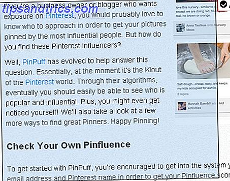WebView: páginas web de clip para una visualización posterior