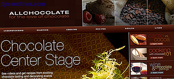 chocolademinnaars website