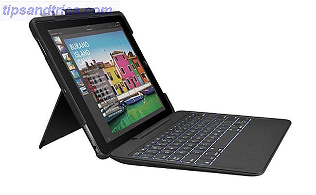 De bästa tangentbordsfodral för att sätta iPads i bärbara datorer