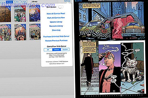 App comic book er