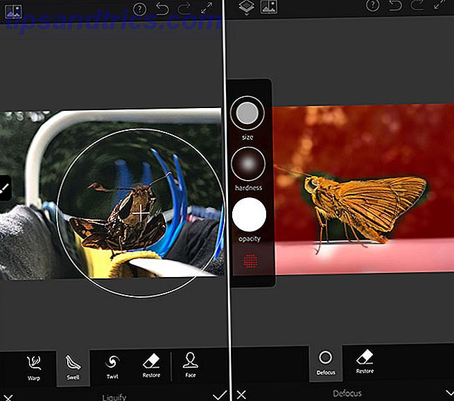 best photo editing apps for the iPhone - Adobe Photoshop Fix