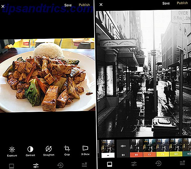 best photo editing apps for the iPhone - VSCO Cam