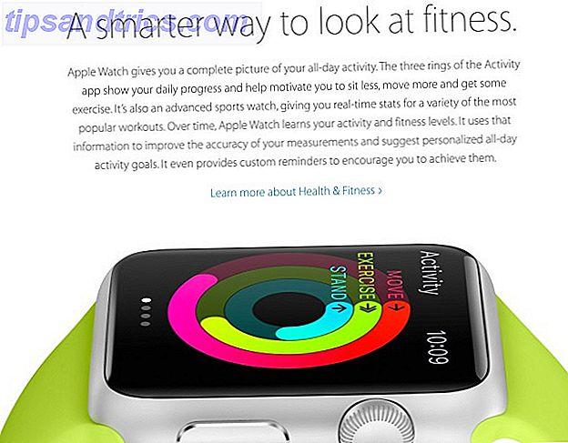 Ger Apple Watch din slitstarka aktivitetsspårare föråldrad?