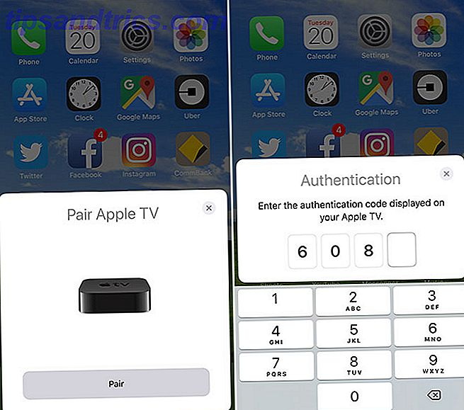 Pairing iPhone mit Apple TV - Fernbedienung Apple TV mit iPhone