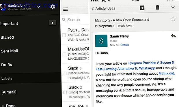 Quelle application vous offre l'expérience Gmail la plus pure sur votre iPhone?  Nous avons testé une grande variété d'applications de messagerie populaires d'aujourd'hui.