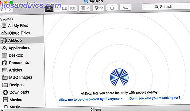 AirDrop fungerar inte?  Felsök din filöverföring