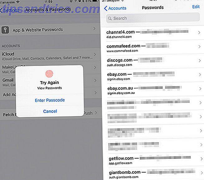 Passwort-Manager helfen Ihnen, alle Passwörter in Ihrem Leben aufrecht zu erhalten.  Hier sind unsere Tipps für die besten iPhone Passwort-Manager.
