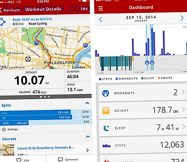 Bike Different: Les meilleures applications de vélo iPhone mapmyride