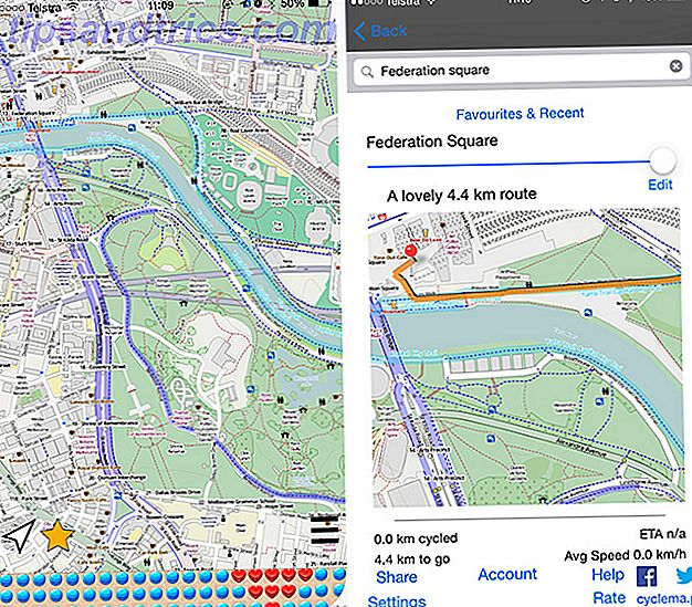 Bike Different: Les meilleures applications cyclisme iPhone cyclemaps