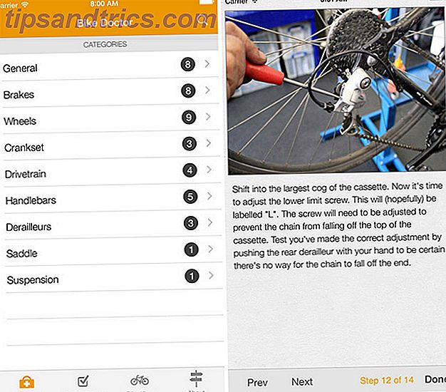 Bike Different: Les meilleures applications de vélo iPhone bikedoctor