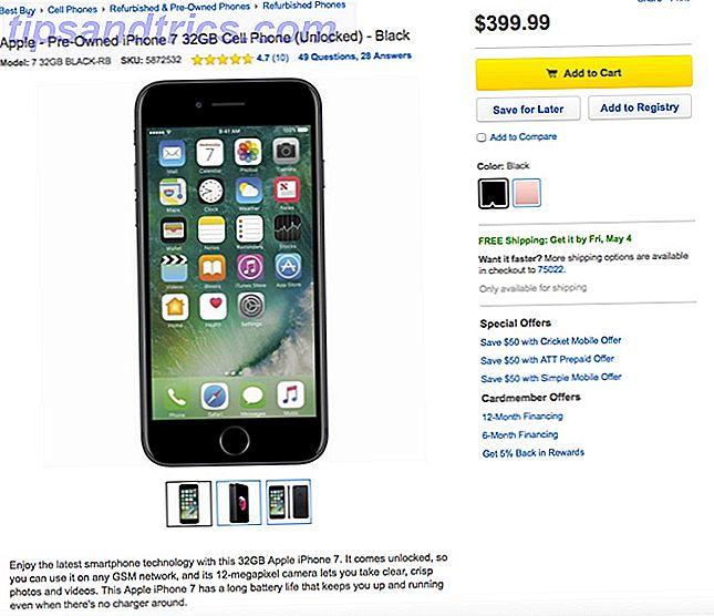 De 3 bästa ställena att köpa en begagnad eller renoverad iPhone