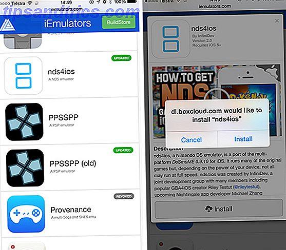 Installa gli emulatori e altri homebrew sul tuo dispositivo iOS, non è richiesto il jailbreak - in realtà è un processo piuttosto semplice che può essere realizzato con strumenti gratuiti e un po 'di pazienza.