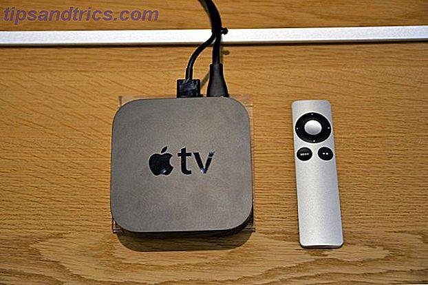 Sie wissen, dass Sie entweder einen Apple TV oder einen Chromecast möchten.  Das Problem ist, du bist nicht sicher, welche ...