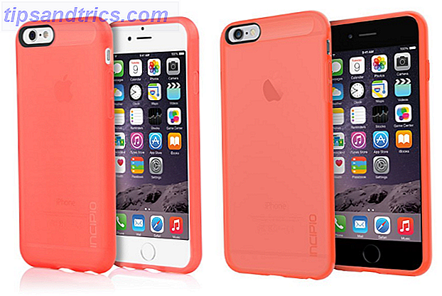 6 stora fodral för iPhone 6 och 6 Plus