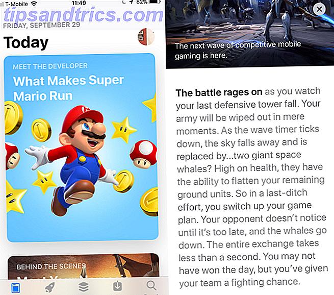 8 consejos para aprovechar al máximo el nuevo App Store de iOS 11