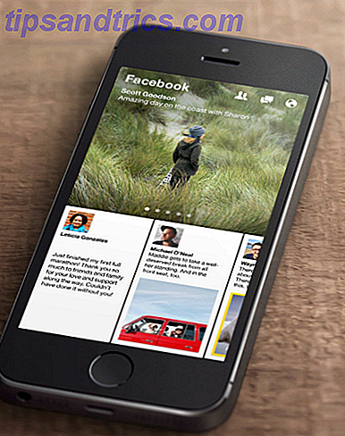 Facebook om een ​​Curated Visual News Reader Called Paper te lanceren