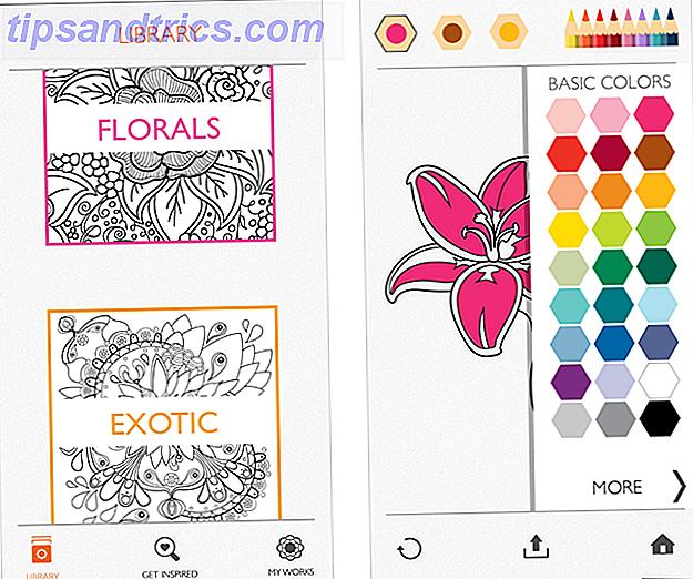 Desestressar Em Movimento Com Aplicativos Para Colorir No Iphone