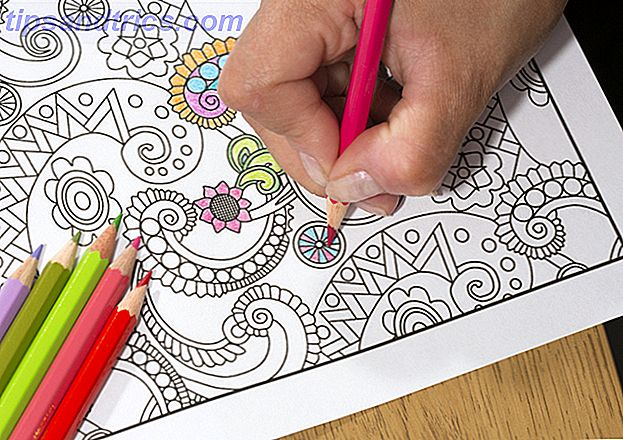 De-Stress On The Go con aplicaciones para colorear para iPhone