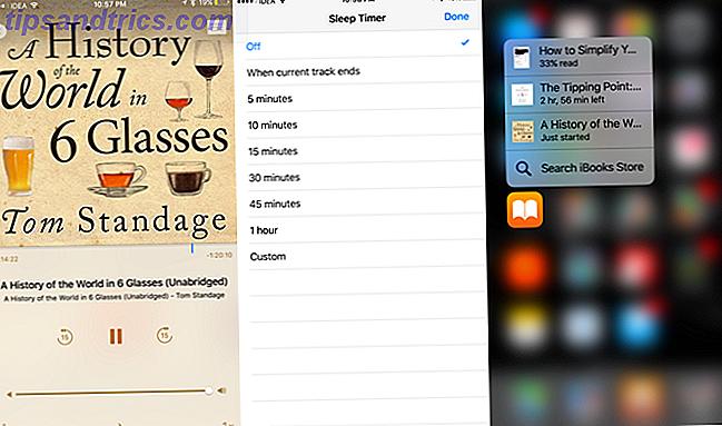 Lyssna inte på ljudböcker med din iPhones musikapp, använd en riktig app och förbättra upplevelsen väsentligt.