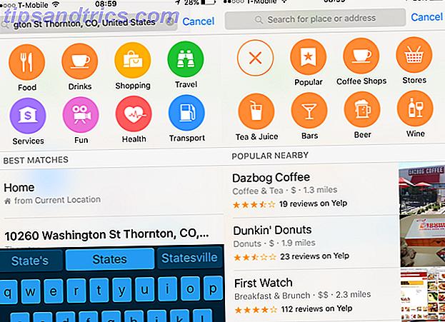 Dans iOS 9, Apple a apporté de grandes améliorations à son application Maps - mais comment se comparent-elles à celles des grands noms de la carte et de la scène de la découverte?