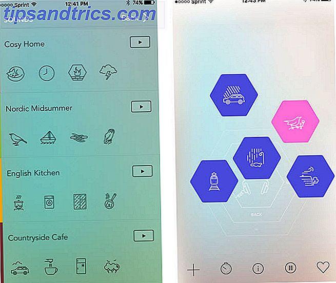 Welke geluiden helpen je in slaap te vallen?  Creëer uw eigen rustgevende ambiance door geluidseffecten met deze iPhone-apps te combineren.