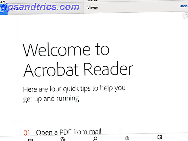 Als je merkt dat je met veel PDF-bestanden te maken hebt, is het niet meer dan logisch dat je binnenkort iets anders dan de basis iBooks van Apple wilt hebben.  Dit zijn onze favoriete PDF-hulpmiddelen voor je iPad.