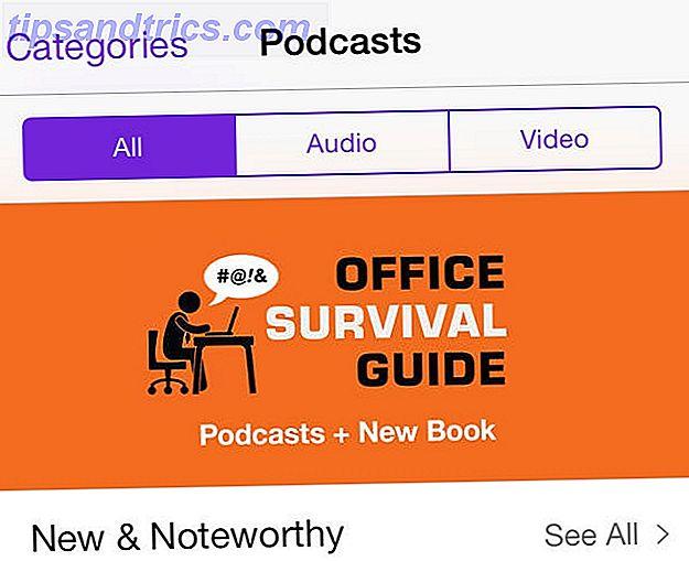 Een podcast is als een radioprogramma waar je naar luistert wanneer je maar wilt, en een goede podcasting-app kan die ervaring zo veel beter maken.