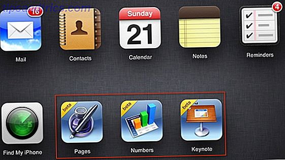 IWork pour iCloud