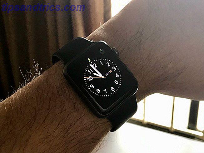Todo lo que Apple Watch es mejor que la carga de Fitbit
