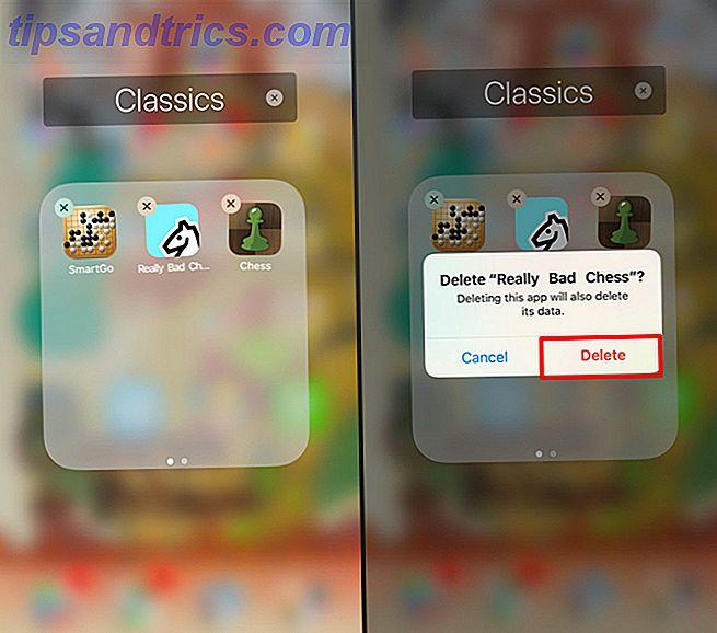 Installer des applications et les supprimer est une seconde nature, mais iOS utilise un processus entièrement différent.